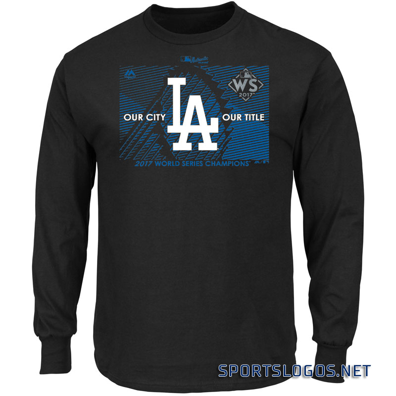 timeless design ae7ab ad076 Los Angeles Dodgers 2017 Phantom World Champs Merchandise ...