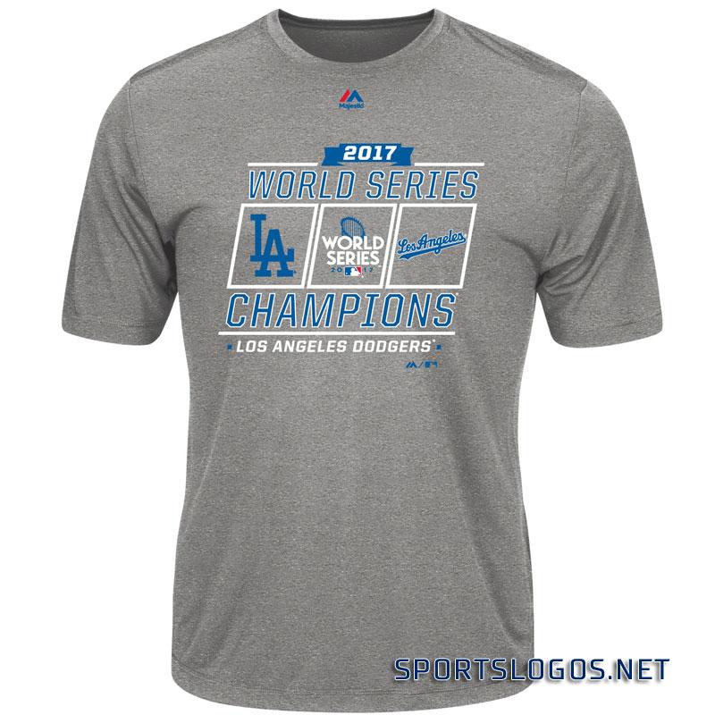 2017 World Series Champions Los Angeles Dodgers shirt 3  7e601e12265