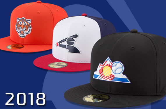 Major League Baseball today unveiled their new series of batting practice  and Spring Training baseball caps for all thirty MLB teams to be worn  during the ... e3e38834351e