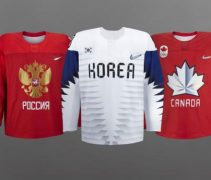 Nike Unveils All 2018 Olympic Hockey Jerseys d3ee0003a08