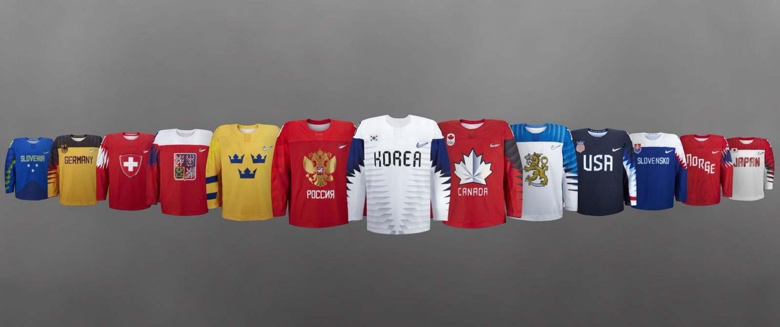 5bfe03522 As a sweater nerd, the Olympics always offer some new twists on old  favorites. Granted, the Nike designs are a bit much ...