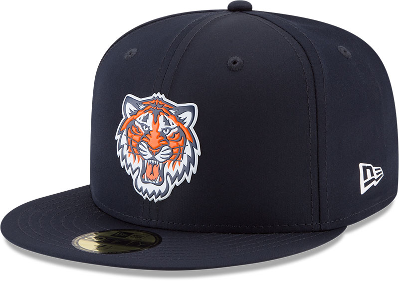ad33bfdfecb Detroit Tigers 2018 Alternate Spring Training   Batting Practice Cap