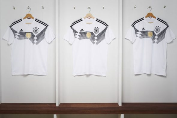 6a41510c9d981 This is a clear homage to what Die Mannschaft wore when they won the World  Cup back in 1990. Clearly they re hoping that the modern take on the  classic will ...