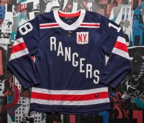 New York Rangers Unveil Uniform for 2018 Winter Classic 0f248ebc4