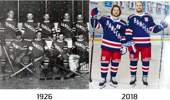 check out a4989 a2cc8 New York Rangers Unveil Uniform for 2018 Winter Classic ...