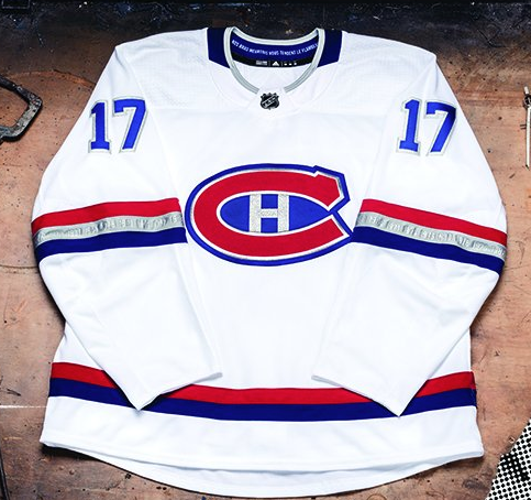 Along the silver stripes on the sleeves the club s 24 Stanley Cup  championships are featured 10b4f133d