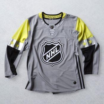 2018 NHL All-Star Game Metropolitan Division Uniform  0e953dc57