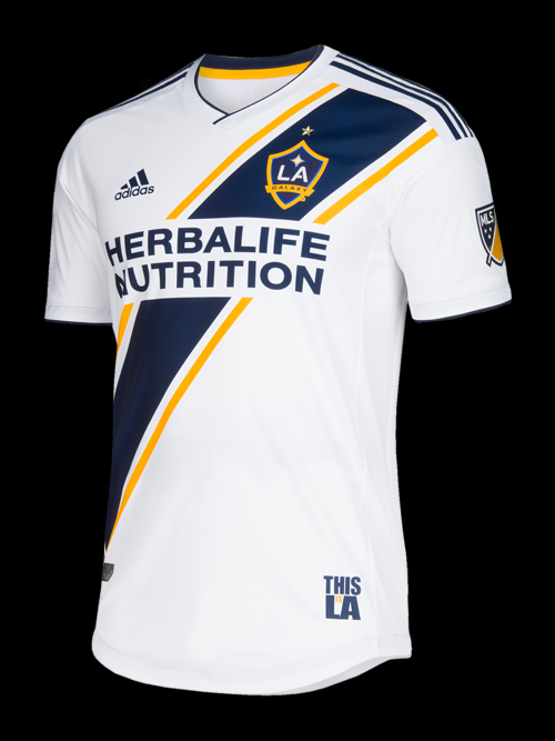 los angeles 81542 ca84a LA Galaxy sticks with the sash for 2018 home kit | Chris ...