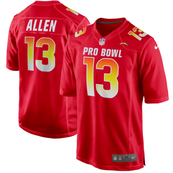 "The good news is that they re sticking with the ""AFC in red and NFC in  blue"" theme that they returned to for the 2017 Pro Bowl. They ve also  removed neon fbea97ad2"