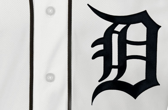 save off 8deca 44302 Detroit Tigers Unify Logos, Update Uniform | Chris Creamer's ...