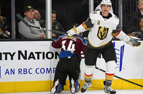 U.S. army files dispute with Vegas Golden Knights' name