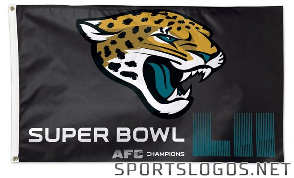 Iron Bowl Champs 2017 >> Phantom Merch: Jaguars, Vikings 2017 Conference Champs | Chris Creamer's SportsLogos.Net News ...