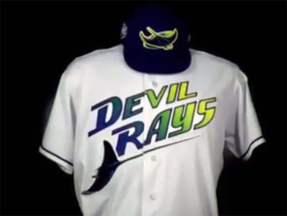 "bb2c84e43 The Rays will also bring back their 1998-style ""Devil Rays"" throwback  uniforms which they wore for a few last season."