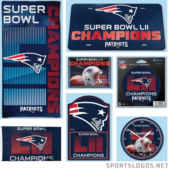 online store 59c6a fce74 New England Patriots Super Bowl LII Phantom Champs | Chris ...