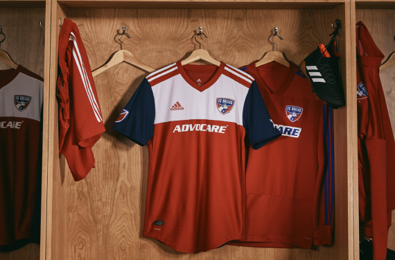 "03e35fae54b Another Major League Soccer club has unveiled their new home look for 2018  and this time it s FC Dallas. If you re a fan of a club that was nicknamed  the "" ..."
