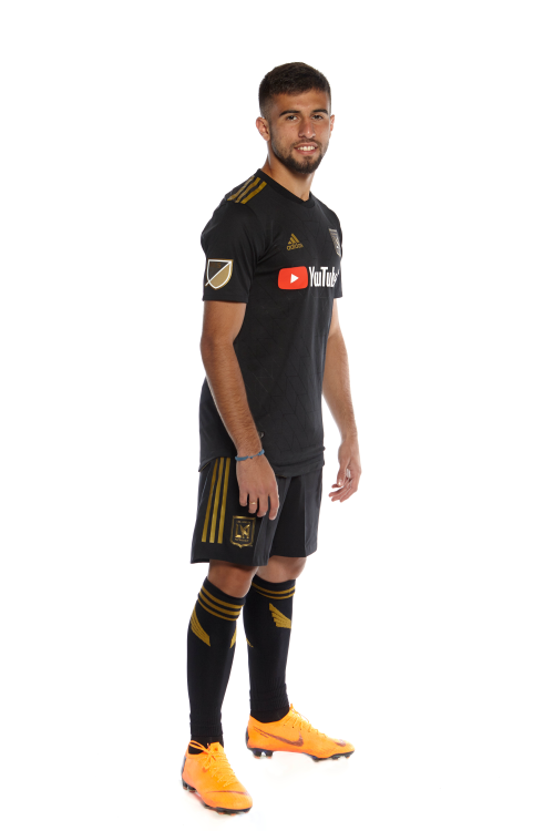 separation shoes 7e3d1 82b65 MLS: Terrible Ad Destroys Otherwise Swell LAFC Kit | Chris ...