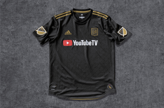 MLS  Terrible Ad Destroys Otherwise Swell LAFC Kit  c274cef9b