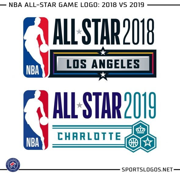 Nba Unveils Charlotte Hosted 2019 All Star Game Logo Chris
