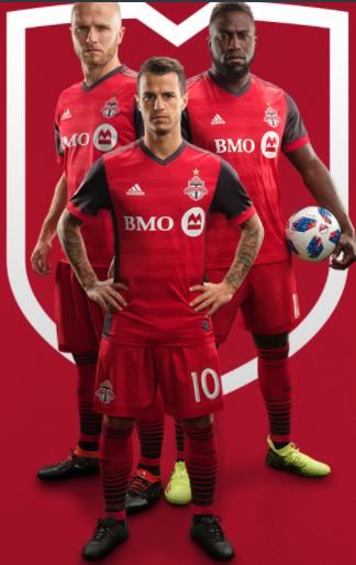newest 6e22c 2030a Toronto FC reveals Championship Edition kits for 2018 ...