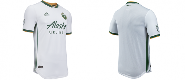 The biggest talking point is the fact that the Timbers actually went with a  white kit for their clash kit instead of going ... 8d5007067