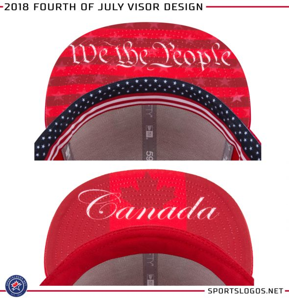"Inside the visor we see a ""We The People"" design and a flag pattern 7b171d3cf36"