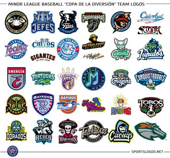 milb es divertido 33 clubs unveil spanish rebrands for