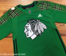 cc8251996e8 A Look at St Patrick s Day 2018 Uniforms in Sports
