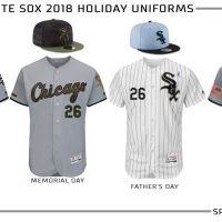 buy popular 70ff9 ef571 MLB Unveils 2018 Holiday Caps and Jerseys | Chris Creamer's ...