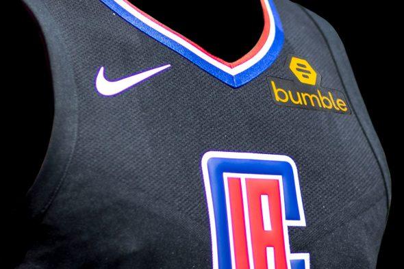check out 587e6 e0f8d LA Clippers Add 'Empowerment Badge' to Uniform | Chris ...