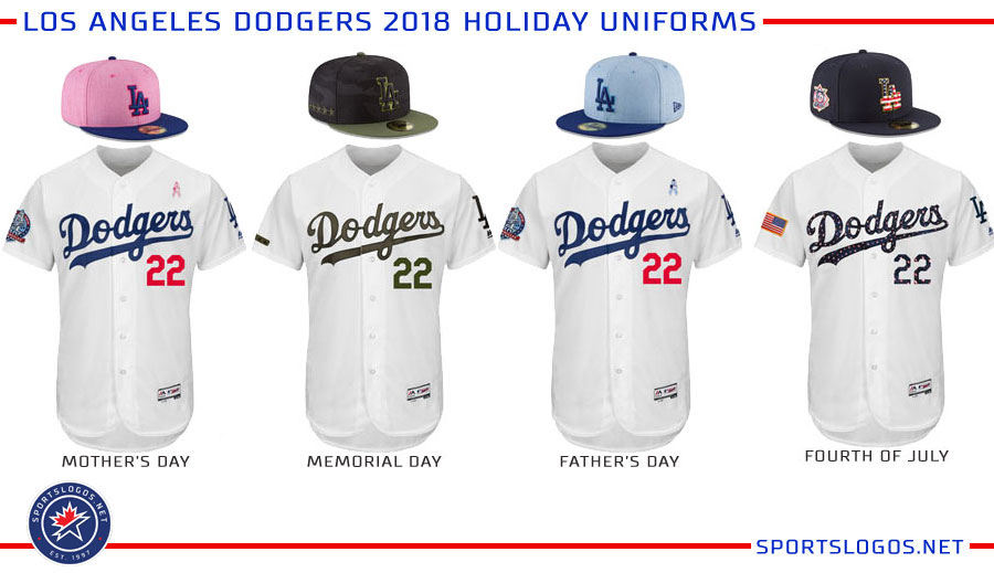 72471aa7 MLB Reveals 2018 Holiday Merch — Er, Uniforms | Uni Watch