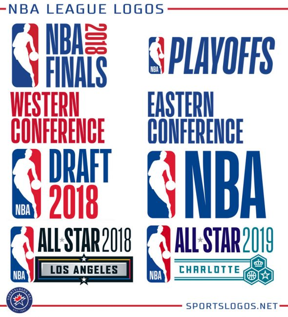 Let's Talk About The NBA Finals Logo For A Second