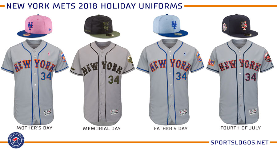best sneakers abe88 20899 MLB Reveals 2018 Holiday Merch — Er, Uniforms | Uni Watch