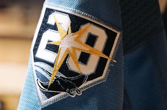 hot sales 30a5b 0a45b Lightning to Wear Tampa Bay Rays Uniforms Tonight | Chris ...