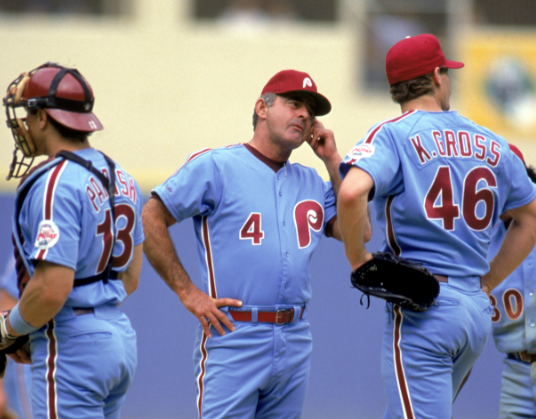 The Phillies will be doing a series of throwback games in which the team  will wear powder blue uniforms based off those worn by the club in the  early 1980s. e27a54e8c53