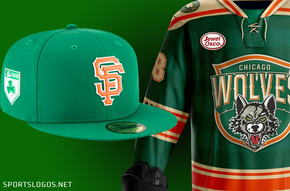 d39eaa214 A Look at St Patrick's Day 2018 Uniforms in Sports | Chris Creamer's ...