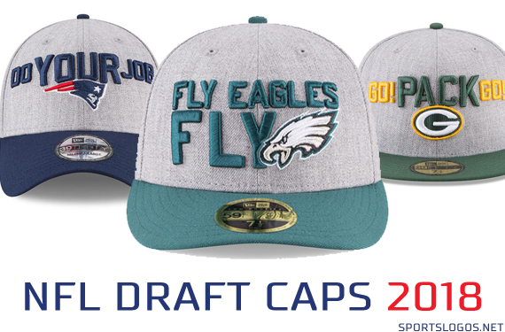 New Era and the National Football League unveiled the new collection of NFL  Draft caps for their 32 teams to present to the newest member of each club  as ... dd0ee65a9bb