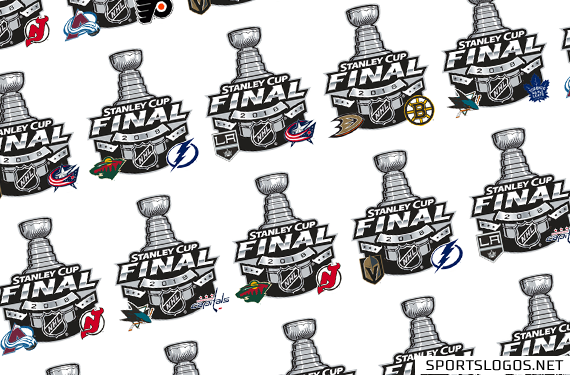 2018 stanley cup final | Chris Creamer's SportsLogos.Net ...
