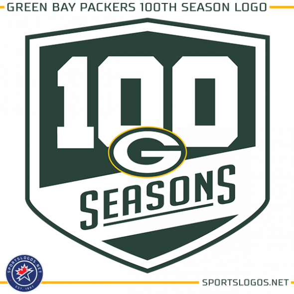 Green Bay Will Wear This Logo As A Patch On The Front Upper Left Part Of Their Jerseys During 2018 Season