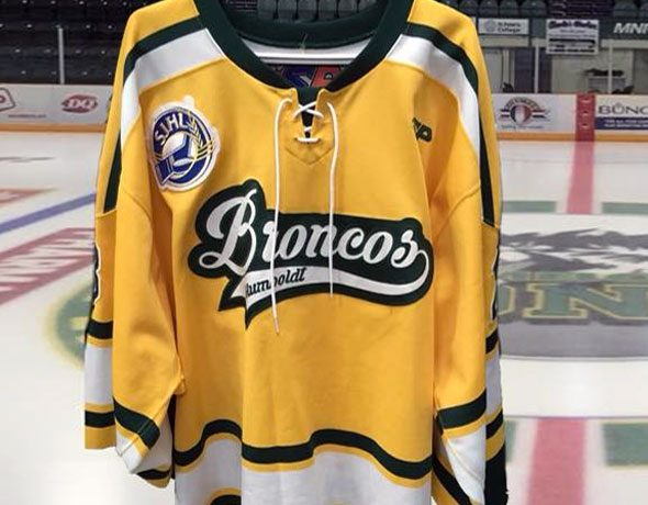 On Thursday Wear a Hockey Jersey for Humboldt  16dca025bec
