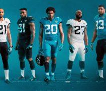 Jacksonville Jaguars Unveil Stripped-Down Uniforms. Posted On  April 19 7a6c3cf45