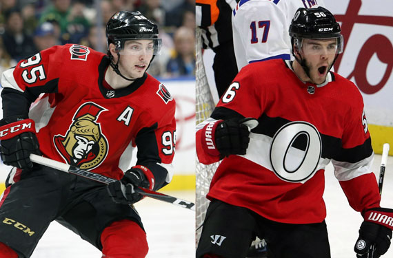 competitive price 14a13 c1f3d Ottawa Senators Undecided About Which Logo to Use Going ...
