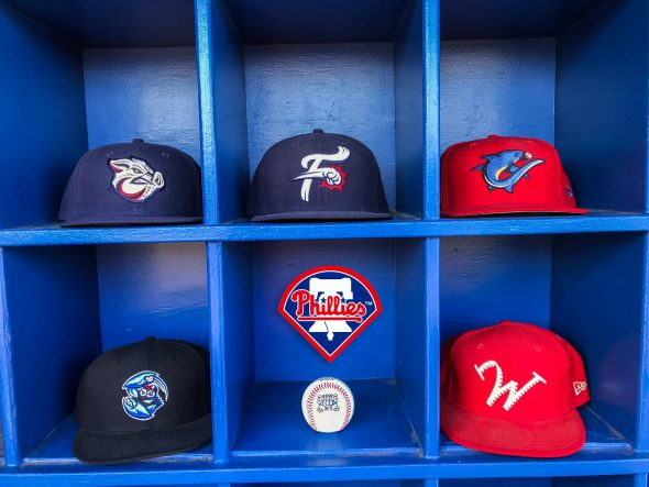 2018 Minor League Baseball Affiliate Cap Collections ...
