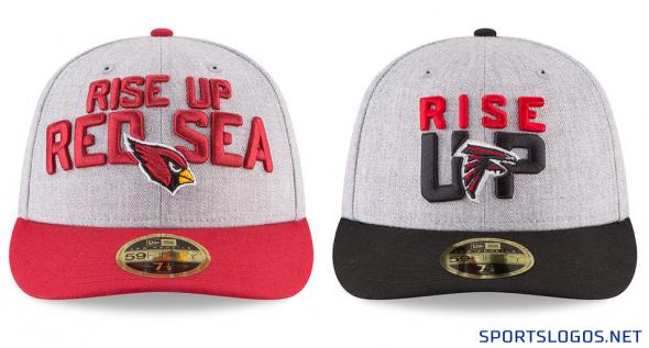 """Arizona and Atlanta both used """"Rise Up"""" 4f7fd84e9"""