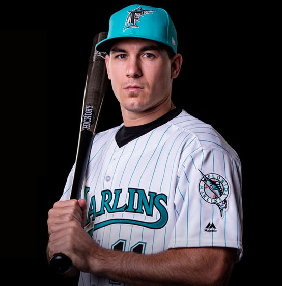 hot sales 5cb37 35742 Report: Marlins In Teal Again in 2019 | Chris Creamer's ...