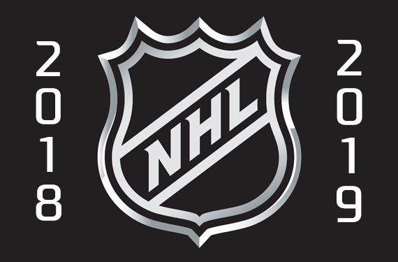 NHL 2018-19 New Logos and Uniforms 75d490117