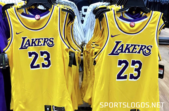 8a916f79f Here s what we know about the 2018-2019 redesigned jerseys   lakers